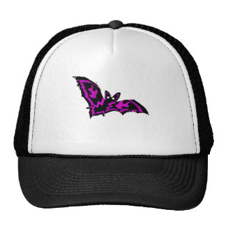 BAT OUT OF HELL GRAPHIC PRINT CAP