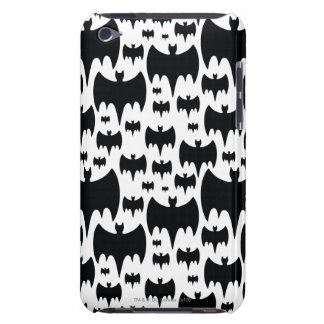 Bat Pattern Barely There iPod Case
