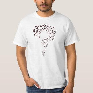 Bat Question Mark T-Shirt