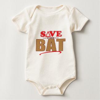 Bat Save Baby Bodysuit