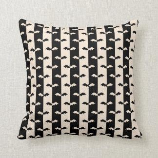 Bat Stripes Cushion