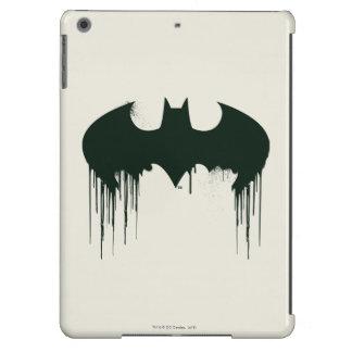Bat Symbol - Batman Logo Spraypaint iPad Air Cases