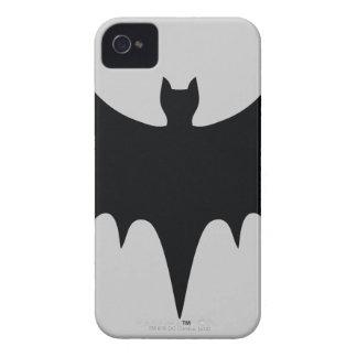 Bat Symbol Scene Transition iPhone 4 Case-Mate Case