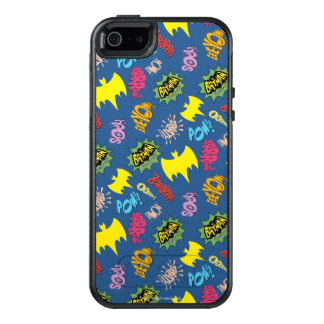 Bat Symbols Pattern OtterBox iPhone 5/5s/SE Case
