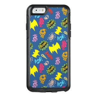 Bat Symbols Pattern OtterBox iPhone 6/6s Case