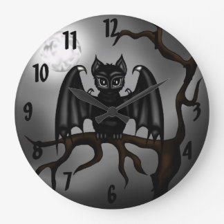Bat Wallclocks