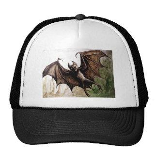 bat wing hats
