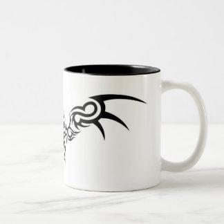 Bat wing mug