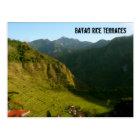 Batad Rice Terraces Postcard