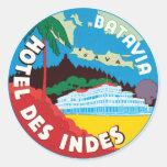 BataviaHotelJava Stickers