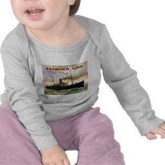 Batavier Line - Vintage Travel Shirt