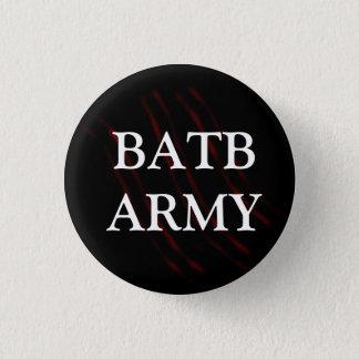 BATB Army 3 Cm Round Badge