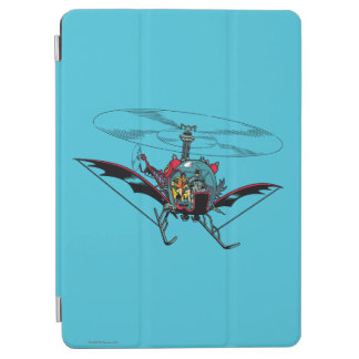 Batcopter iPad Air Cover