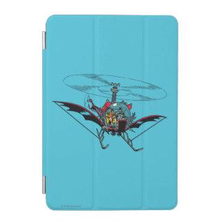 Batcopter iPad Mini Cover
