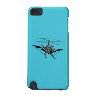 Batcopter iPod Touch (5th Generation) Cases