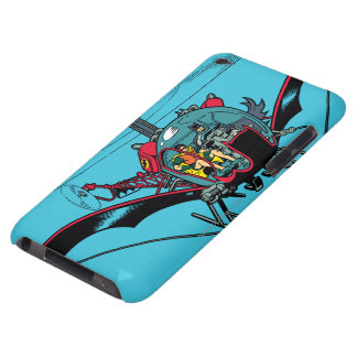Batcopter iPod Touch Case