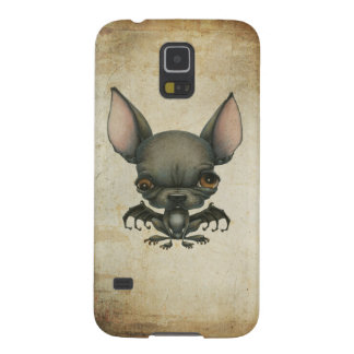 Batdog on Parchment Galaxy S5 Covers