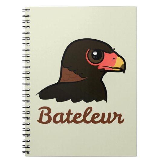 Bateleur Profile Notebook