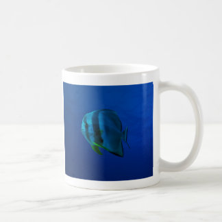 Batfish on the Great Barrier Reef Coffee Mug