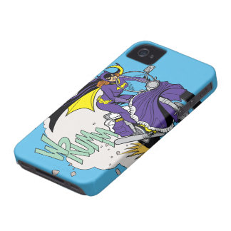 Batgirl Cycle Case-Mate iPhone 4 Cases