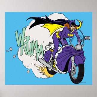 Batgirl Cycle Poster