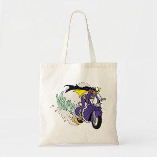 Batgirl Cycle Tote Bag
