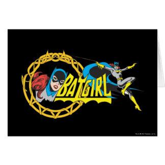 Batgirl Display Card