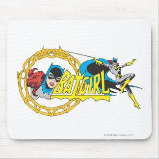 Batgirl Display Mouse Mat
