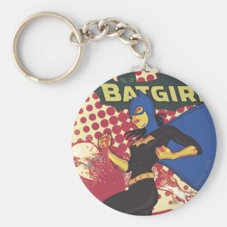 Batgirl Key Ring