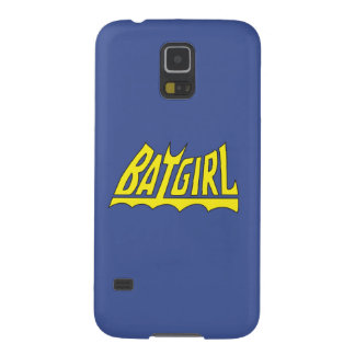 Batgirl Logo Galaxy S5 Covers