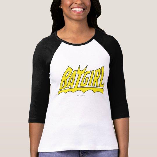 Batgirl Logo T-Shirt