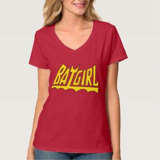 Batgirl Logo Tee Shirt