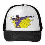 Batgirl Mesh Hats