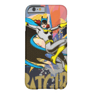 Batgirl Mid-Air Barely There iPhone 6 Case