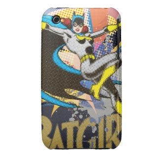 Batgirl Mid-Air iPhone 3 Case