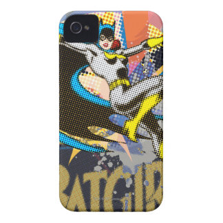 Batgirl Mid-Air iPhone 4 Case-Mate Cases