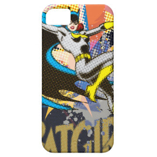 Batgirl Mid-Air iPhone 5 Cover