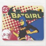 Batgirl Mouse Mat