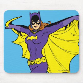 Batgirl Mouse Pad