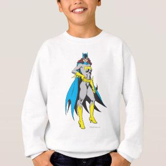 Batgirl Poses Sweatshirt