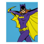 Batgirl Posters