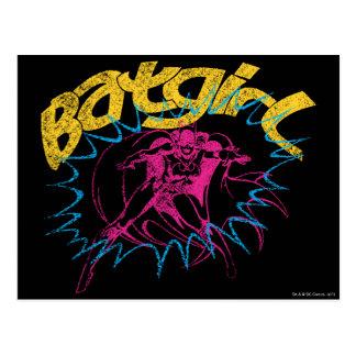Batgirl Power Postcards