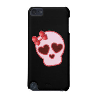 Batgirl Skull With Bow iPod Touch 5G Cover