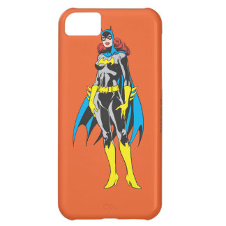 Batgirl Stands iPhone 5C Case