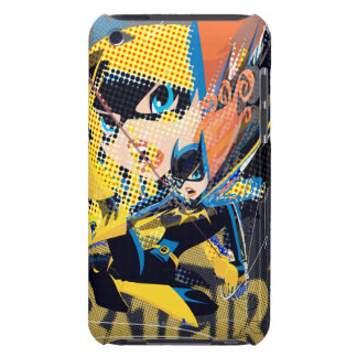 Batgirl Swinging Kick Barely There iPod Cover