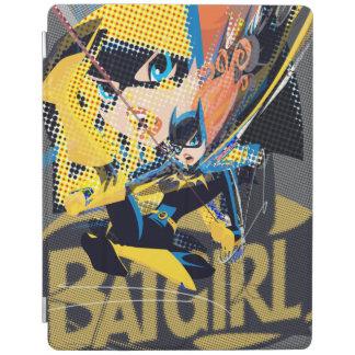 Batgirl Swinging Kick iPad Cover