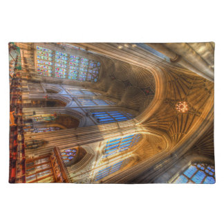 Bath Abbey Architecture Placemat
