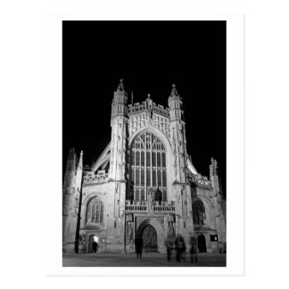 Bath Abbey Postcard
