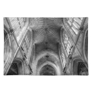 Bath Abbey Somerset England Placemat
