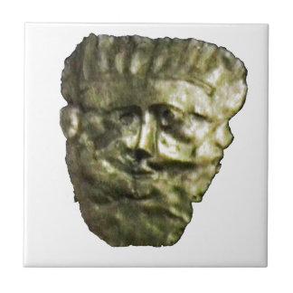 Bath England 1986 Roman Mask1 snap-14372 jGibney T Tiles